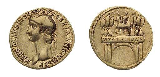 Nero Claudius Drusus (+ 9 B.C.