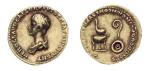 Nero (A.D. 54-68), Aureus, 7.5