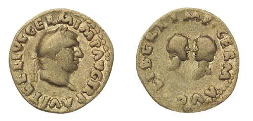Vitellius (A.D. 69), Aureus, 6