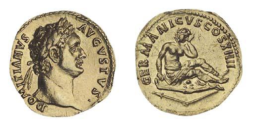 Domitian (Caesar A.D. 69-81; A