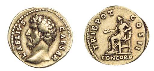 L Aelius (Caesar A.D. 136-138)