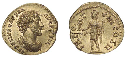 Marcus Aurelius (Caesar, A.D.