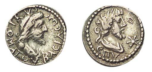 Commodus (A.D. 180-192), Kingd