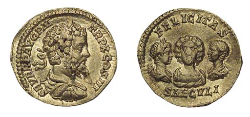 Septimius Severus (A.D. 193-21