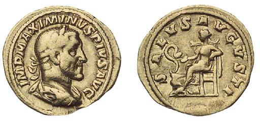 Maximinus I (A.D. 235-238), Au