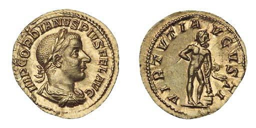 Gordian III (A.D. 238-244), Au