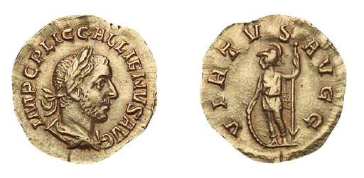 Gallienus (A.D. 253-268), Aure