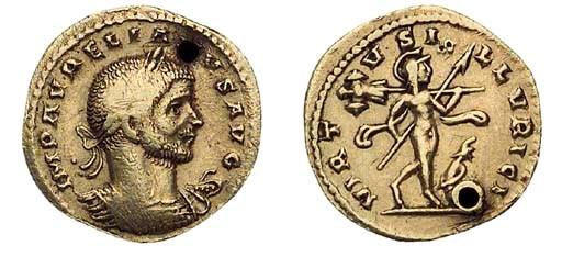 Aurelian (A.D. 270-275), Aureu