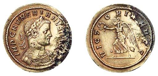 Numerian (A.D. 283-284), Aureu
