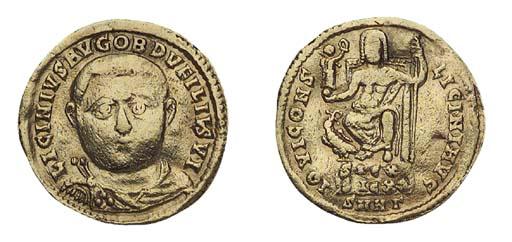 Licinius II (A.D. 317-324), Au