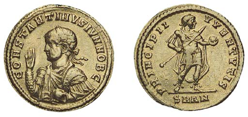 Constantine II (Caesar, A.D. 3