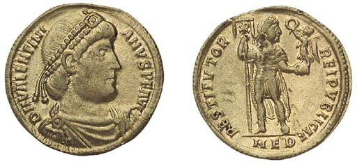 Valentinian I (A.D. 364-375),