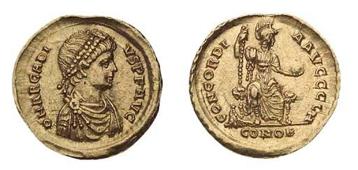 Arcadius (A.D. 383-408), Solid