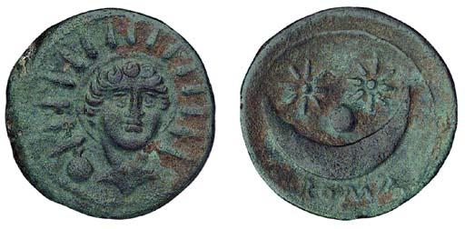 Roman Republic, Anonymous Æ Un