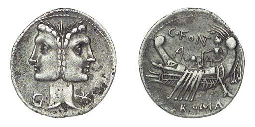 Roman Republic, C Fonteius (11