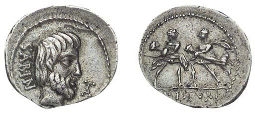Roman Republic, L Titurius L f