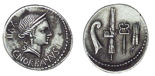 Roman Republic, C Norbanus (83