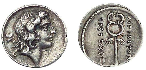 Roman Republic, M Plaetorius M