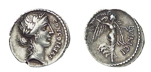 Roman Republic, L Vinicius (52