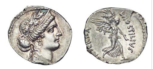 Roman Republic, L Hostilius Sa