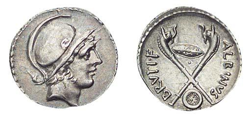 Roman Republic, D Junius Brutu