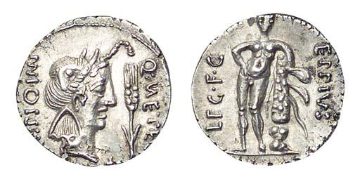 Q Metellus Scipio with Eppius,