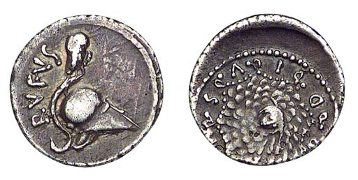 Roman Republic, Mn Cordius Ruf