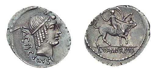 Roman Republic, L Valerius Aci