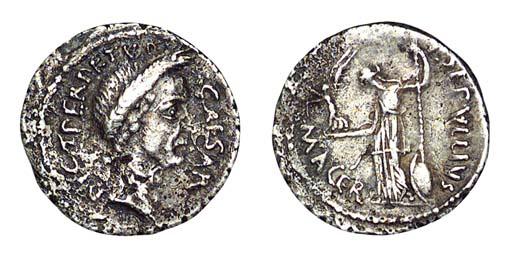 Roman Republic, Julius Caesar