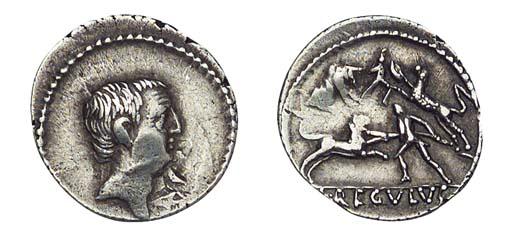 Roman Republic, L Livineius Re