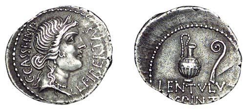 Roman Republic, C Cassius with