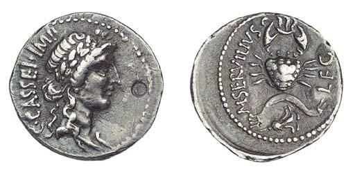 Roman Republic, C Cassius Long