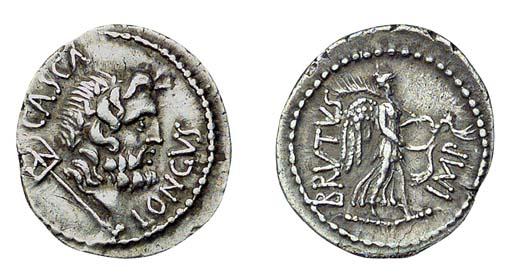 Roman Republic, Brutus with P.