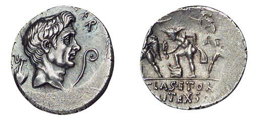 Roman Republic, Sextus Pompey
