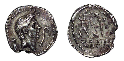 Roman Republic, Sextus Pompey,