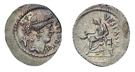 Roman Republic, C Clodius Vest