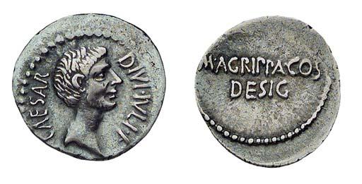 Roman Republic, Octavian, stru
