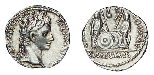 Roman Republic, Augustus, Dena