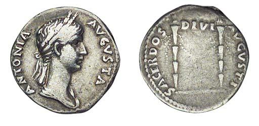 Roman Republic, Antonia (A.D.