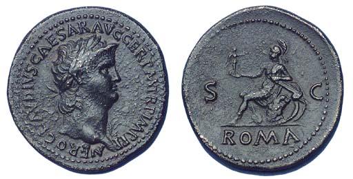 Roman Republic, Nero, Sesterti