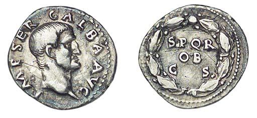 Roman Republic, Galba (April 6