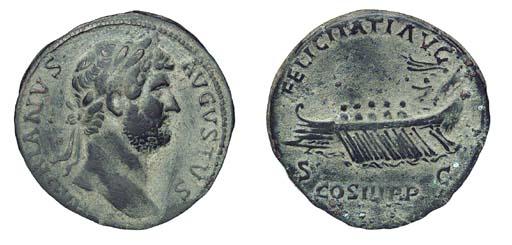 Roman Republic, Hadrian (117-1