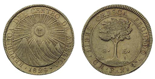 Foreign Coins, Central America