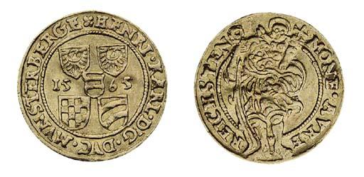 Foreign Coins, Munsterberg-Öls