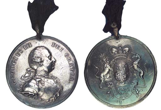 Commemorative Medals, George I
