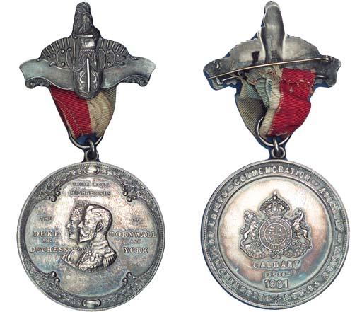 Commemorative Medals, Edward V