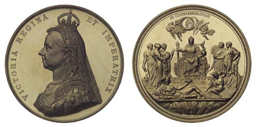 Commemorative Medals, Victoria