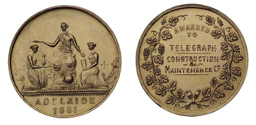 Commemorative Medals, Adelaide