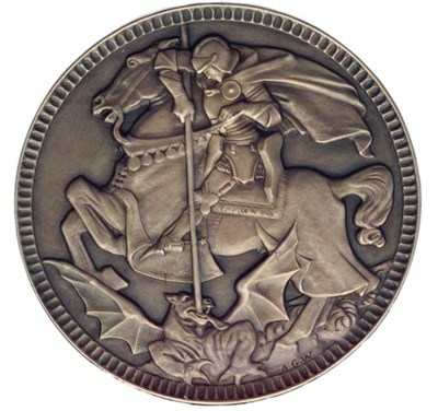 George V (1910-36), uniface br