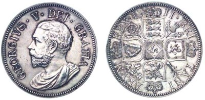 George V, Pattern Double-flori